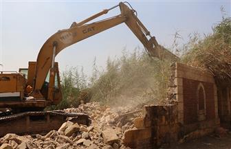 استرداد 70 فدانا بالظهير الصحراوي الشرقي لمركز أبو قرقاص