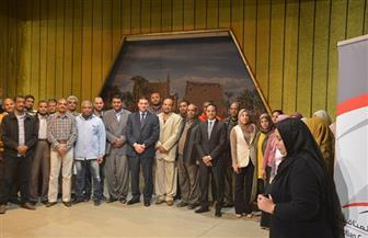 «حماية المنافسة» يبدأ حملته لمواجهة التواطؤ في التعاقدات الحكومية ويجوب محافظات الجمهورية | صور