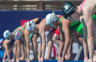 """روسيا تتصدر منافسات السباحة بالدور النهائي للـ"""" سيدات"""" بكأس العالم للخماسي الحديث"""