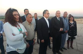 افتتاح 3 سراديب جديدة في معبد دندرة   صور