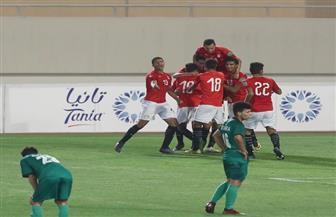 منتخب مصر للشباب يواجه السنغال في نصف نهائي كأس العرب غدا