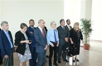 متحف الغردقة يستقبل أول فوج سياحي قبل افتتاحه رسميا | صور