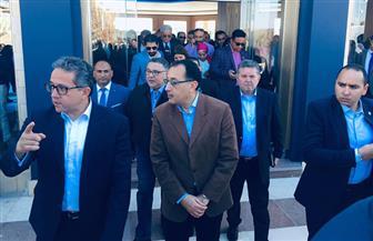 فعاليات افتتاح متحف الغردقة الجديد بحضور رئيس الوزراء | صور