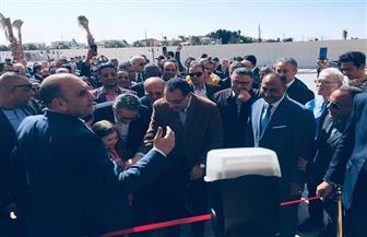 رئيس الوزراء يفتتح متحف الغردقة الجديد | صور