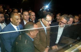 رئيس الوزراء يتفقد مقتنيات متحف الغردقة الجديد عقب افتتاحه| صور