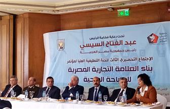 تفاصيل الاجتماع التحضيري الثالث لمؤتمر بناء العلامة التجارية المصرية للسياحة الصحية