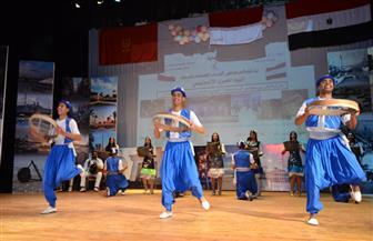 إحياء فعاليات اليوم المصري الإندونيسي بالفلكلور البورسعيدي على مسرح المركز الثقافي| صور