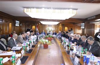 وزير التعليم العالى يترأس اجتماع مجلس الجامعات الخاصة والأهلية| صور