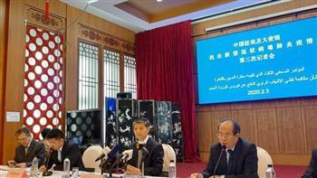 السفير الصيني عن المساعدات الطبية المصرية الموجهة لبلاده: «الصديق وقت الضيق»