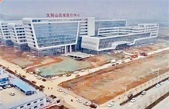 الصين تفتتح المستشفى الجديد في ووهان المخصص لمرضى كورونا