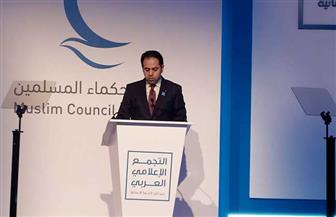 """محمد عبد السلام: الإعلام شريك فاعل في وثيقة """"الأخوة الإنسانية"""""""