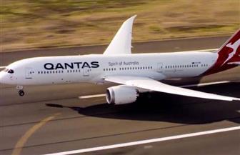 طائرة كانتاس تعود بأكثر من 200 أسترالي من الصين إلى بلادهم