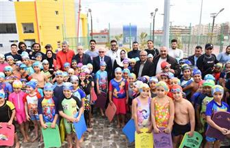 """محافظ بورسعيد يطلق المرحلة الثانية لمبادرة """"صيفنا مميز"""""""