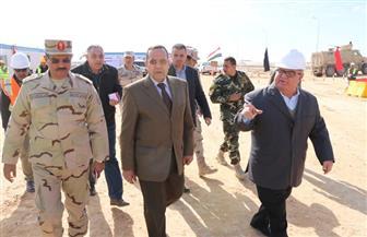 محافظ شمال سيناء: قطاع مياه الشرب يشهد طفرة غير مسبوقة | صور