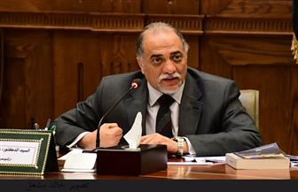 عقب الإدلاء بصوته.. زعيم الأغلبية: مشاركة المصريين في انتخابات «الشيوخ» واجب وطني