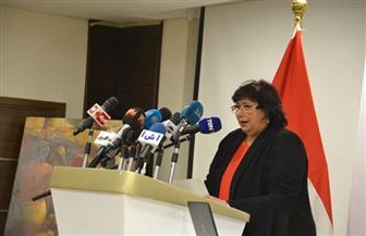 وزيرة الثقافة تعلن القاهرة عاصمة الثقافة الإسلامية لعام 2020 | صور