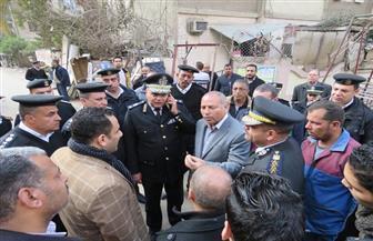 نائب محافظ القاهرة: الانتهاء من إزالة عشوائية العصارة وتسكين 62 أسرة  صور
