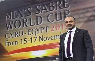 اتحاد السلاح يستعد لتنظيم كأس العالم لسلاح الشيش