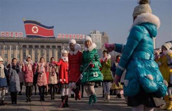 كوريا الشمالية تقيم احتفالات ليلة رأس السنة الجديدة بحشود ضخمة رغم قيود كوفيد-19