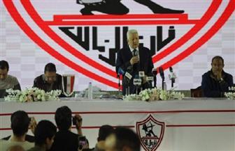 مرتضى منصور: قمصان «تحيا مصر» بصورة الرئيس السيسي جاهزة للسوبر الإفريقي