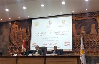 نائب محافظ الغربية يشهد فاعليات مؤتمر برلمان الشباب | صور