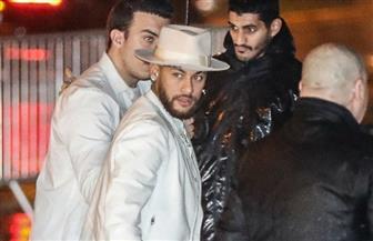 حفل صاخب باللون الأبيض في باريس وسط جدل في فريق سان جيرمان | صور