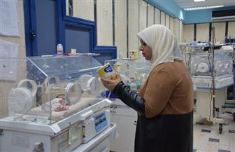 نائبة محافظ مطروح تتفقد مستشفى الأطفال للاطمئنان على الخدمات الطبية| صور
