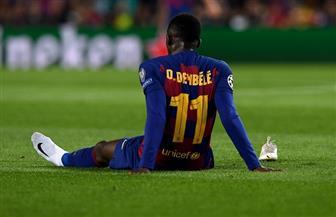 ضربة موجعة لبرشلونة.. إصابة جديدة لعثمان ديمبلي
