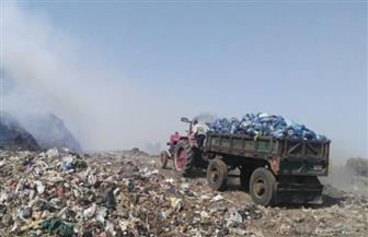 رئيس مركز الحمام: اتخاذ الإجراءات القانونية ضد شركة النظافة بسبب الانبعاثات الكريهة من المدفن الصحي