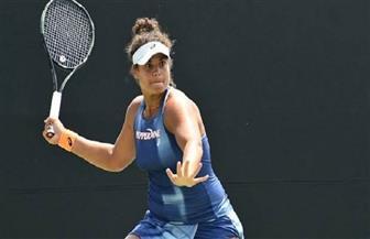بعد تأهلها للأوليمبياد.. ميار شريف تنافس بقوة على لقب «زد المفتوحة لسيدات التنس»