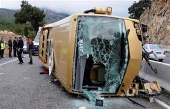 قتيل و81 مصابا في المكسيك بعد انقلاب شاحنة تقل مهاجرين