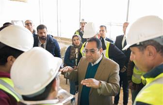 صالح الشيخ: الانتقال للعاصمة الإدارية يؤسس لمرحلة جديدة في تاريخ الجهاز الإداري للدولة |صور