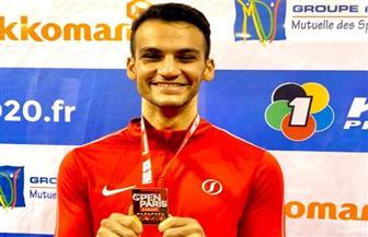 لاعب كاراتيه الأهلي: أحلم بتمثيل مصر في أولمبياد طوكيو 2020