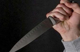 شخص يذبح زوجته فى الشارع بعد أن رفضت العودة إلى منزله بالعياط