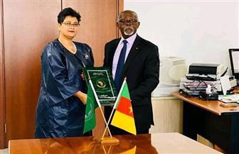 وزير خارجية الكاميرون يوقع على اتفاقية الميثاق الإفريقي لحقوق الإنسان بشأن كبار السن وذوي الإعاقة