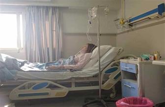 الفنانة بشرى ووالدتها تغادران المستشفي بعد تعرضهما لأزمة تنفس