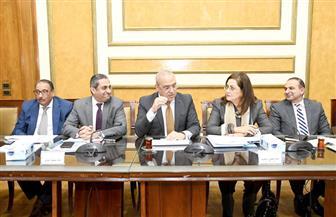 وزيرا الإسكان والتخطيط يناقشان الخطة الاستثمارية لوزارة الإسكان للعام المالي 2020-2021