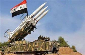وزارة الدفاع السورية: الدفاعات الجوية تتصدى لصواريخ إسرائيلية