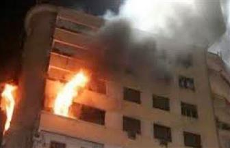 مصرع 4 أشخاص في حريق شقة سكنية بفيصل