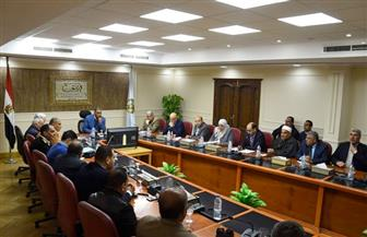 محافظ مطروح: تطوير المشروعات الخدمية بمدينة النجيلة