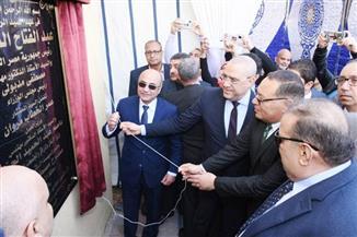 وزير العدل يفتتح مجمع الشهر العقاري المطور بمدينة العاشر من رمضان