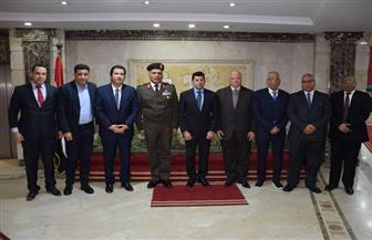 بعد قرار رئيس الوزراء بتشكيله.. وزير الرياضة يترأس أول اجتماع لمجلس إدارة الهيئة العامة لإستاد القاهرة