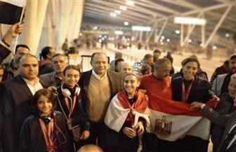 محافظ الشرقية يهنئ الأبطال الرياضيين لفوزهم بالميداليات | صور