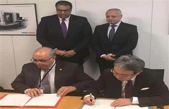 سفير مصر بطوكيو يشارك في فعاليات زيارة وفد الجامعة المصرية اليابانية للعلوم والتكنولوجيا إلى اليابان | صور