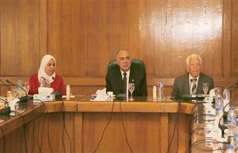 وزير الري يترأس الاجتماع الأول للجنة العلمية لأسبوع القاهرة الثالث للمياه | صور