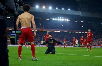 محمد صلاح يفوز بجائزة أفضل هدف لـ ليفربول في يناير