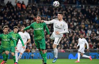 سوسيداد يطيح بالعملاق ريال مدريد من كأس ملك إسبانيا