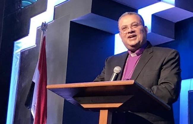 رئيس الطائفة الإنجيلية بمصر يفتتح مؤتمر القيادة العالمي بكنيسة مصر الجديدة | صورة