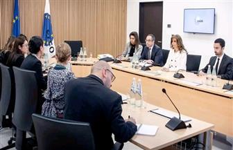مشاورات مصرية مع المكتب الأوروبي لدعم اللجوء في مالطا لدفع آفاق التعاون بمجال حماية اللاجئين | صور