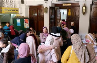 توافد الأطباء لحضور الجمعية العمومية الطارئة لمناقشة حادث أطباء المنيا| صور